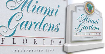 Sign Monument Signs Sandblasted Signage